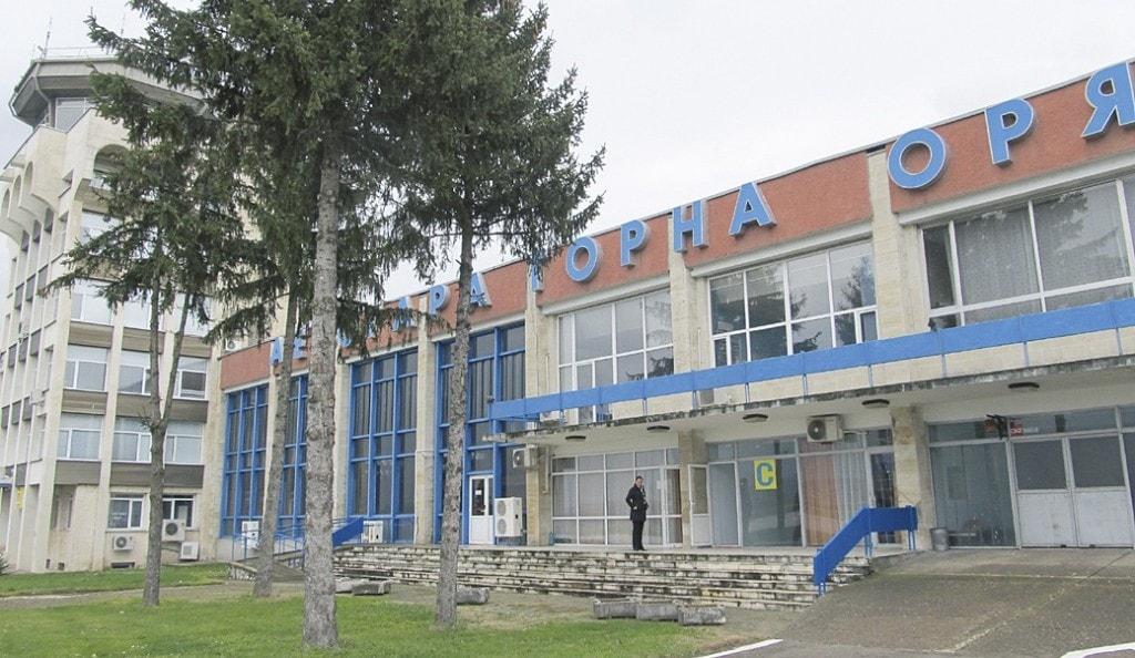 Летище Горна Оряховица