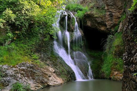 Зараповският водопад